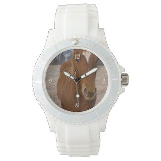 Reloj Actitud del caballo