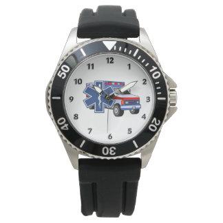 Reloj Ambulancia del ccsme