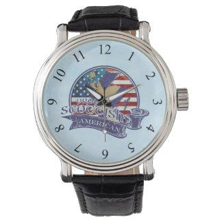 Reloj americano escocés orgulloso