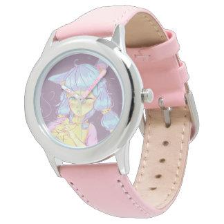 reloj anime