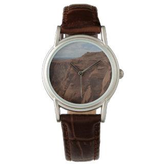 Reloj ARIZONA - curva de herradura C - roca roja