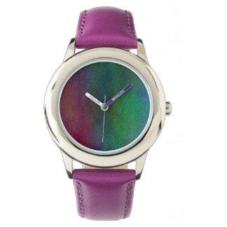 Reloj Arte abstracto