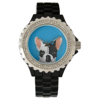 Reloj Arte del dogo - dogo francés