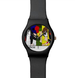 reloj/artículo del creepypasta reloj de mano