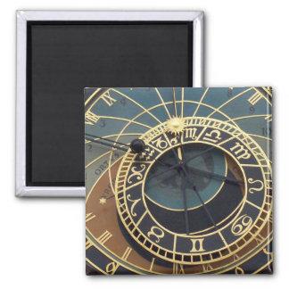 Reloj astronómico de Praga Imán