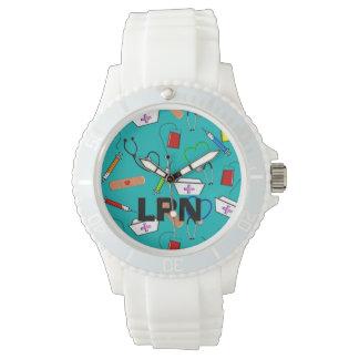 Reloj autorizado III de la enfermera