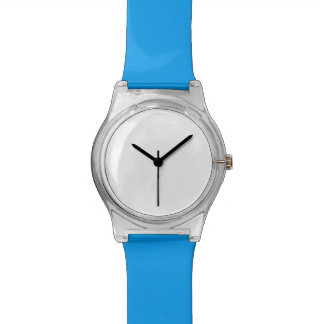 Reloj azul de May28th