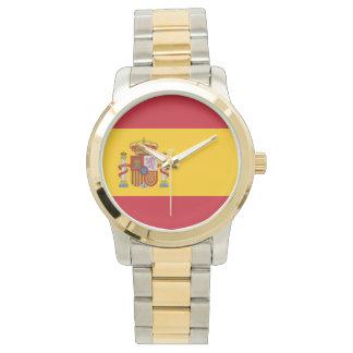 Reloj Bandera de España - Bandera de Espana