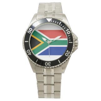 Reloj Bandera de Suráfrica - Vlag van Suid-Afrika