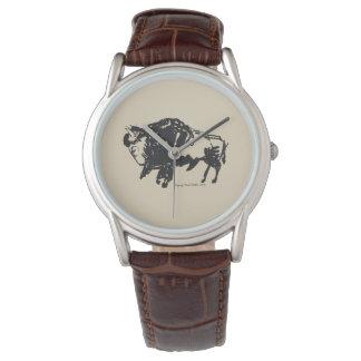 Reloj Bisonte americano