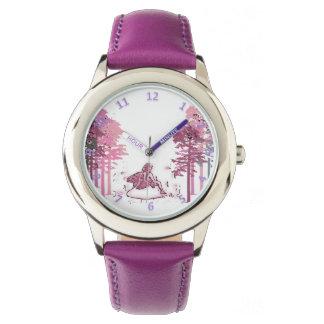 Reloj Bosque de hadas de la hora mágica