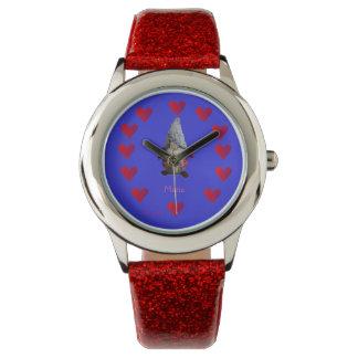 Reloj Brillo del navidad