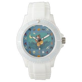 Reloj Bruja para el niño