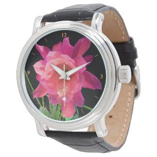 Reloj Cactus de navidad