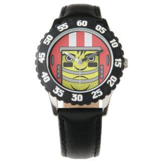 Reloj Cara del fútbol