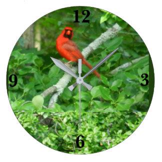 Reloj CARDINAL ROJO