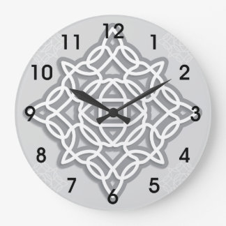 Reloj céltico del nudo