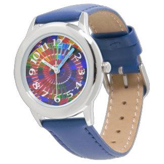 Reloj Colores prismáticos