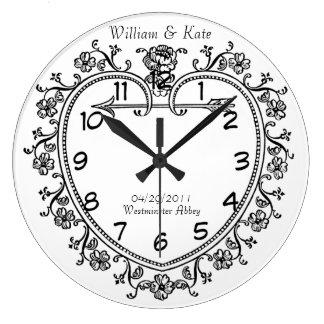 reloj conmemorativo del vintage del regalo de la
