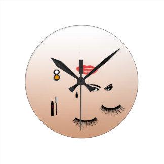 Reloj cosmético