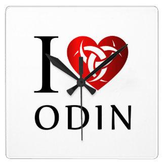 Reloj Cuadrado Amo Odin