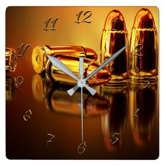 Reloj Cuadrado Arsenal
