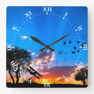 Reloj Cuadrado Clockart (95)