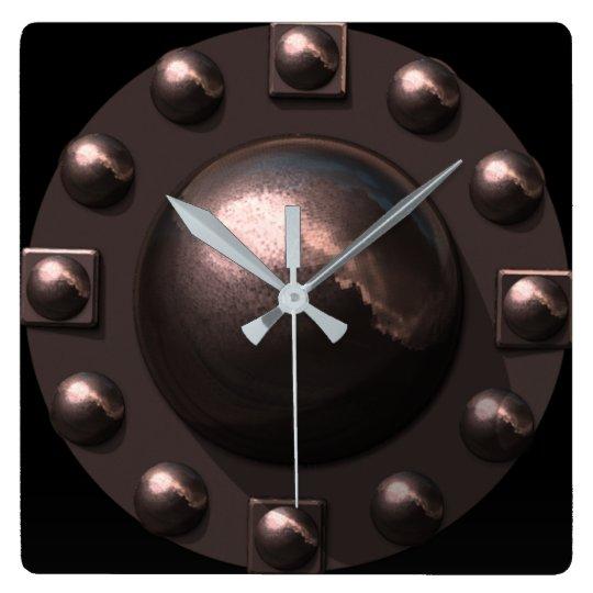 Reloj Cuadrado Dificultades
