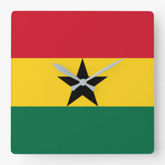 Reloj Cuadrado Ghana