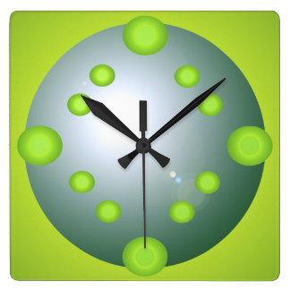 Reloj Cuadrado La cal del arte pop asolea los regalos de la