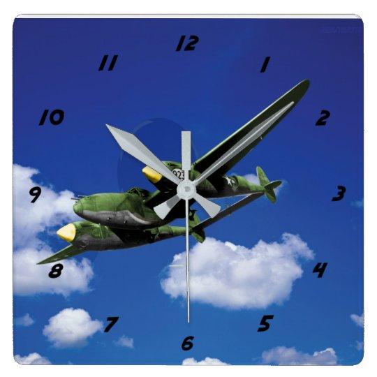 Reloj Cuadrado p38 3a