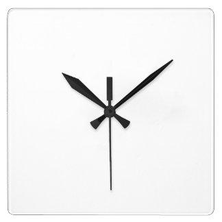 Reloj Cuadrado Personalizado