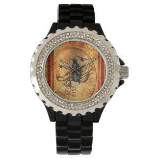 Reloj Cuervo maravilloso