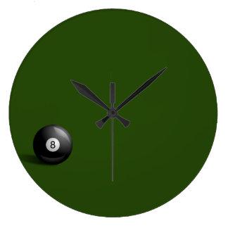 Reloj de 8 bolas