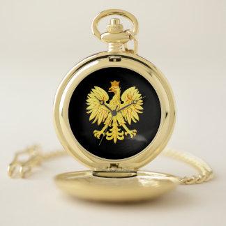 Reloj De Bolsillo Águila polaca