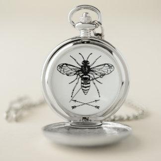 Reloj De Bolsillo Ahorre las abejas