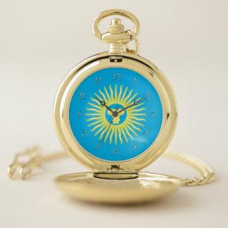 Reloj De Bolsillo Argentino Sun de mayo