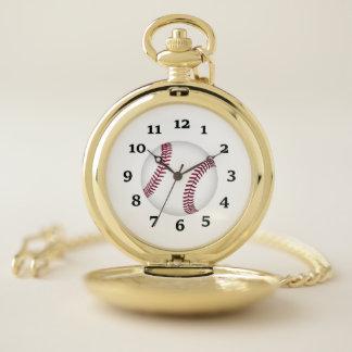 Reloj De Bolsillo Baswball