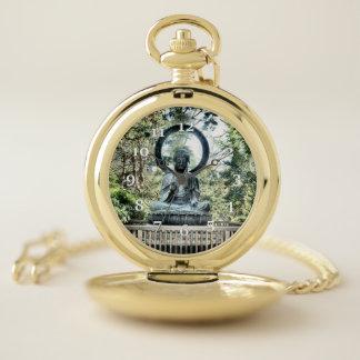 Reloj De Bolsillo Buda