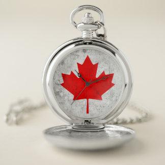 Reloj De Bolsillo Canadá
