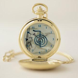 Reloj De Bolsillo Cho Ku Rei Reiki