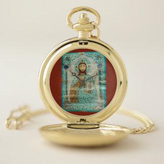 Reloj De Bolsillo Cristo el profesor