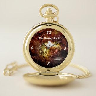 """Reloj de bolsillo """"de la zarza ardiente"""""""