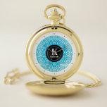 Reloj De Bolsillo Diseño clásico azul