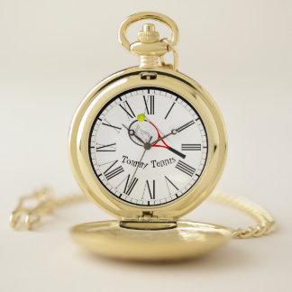 Reloj De Bolsillo Enrrollado fresco del tiempo de moda elegante
