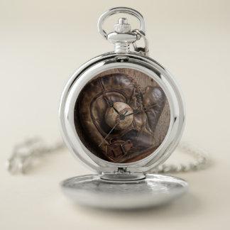 Reloj De Bolsillo Equipo de béisbol del vintage