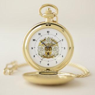 Reloj De Bolsillo Escudo de armas de Praga