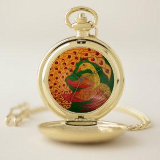 Reloj De Bolsillo Firebird