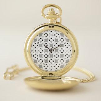 Reloj De Bolsillo Gamepad negativo (cara clásica) por Kenneth