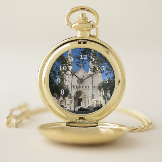 Reloj De Bolsillo Iglesia de San Pedro y de Paul